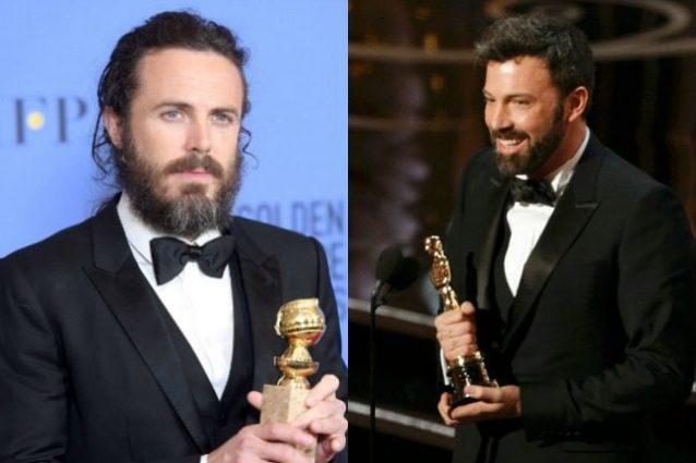 "Casey Affleck grande favorito, nel 2013 il fratello Ben vinceva tre Oscar con ""Argo"""
