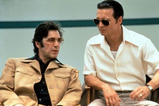 """""""Donnie Brasco"""", il film con Johnny Depp e Al Pacino usciva 20 anni fa"""
