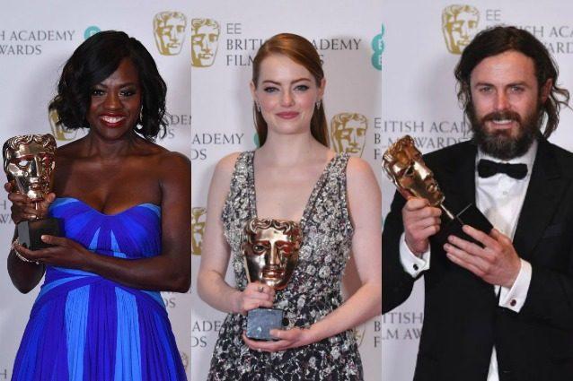 I vincitori dei BAFTA 2017