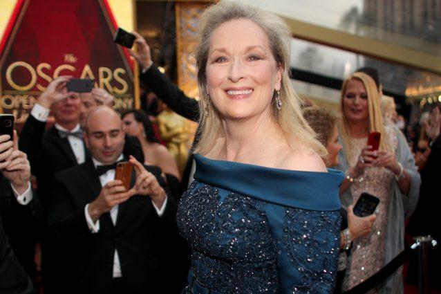 "Jimmy Kimmel: ""Un applauso non meritato a Meryl Streep"""