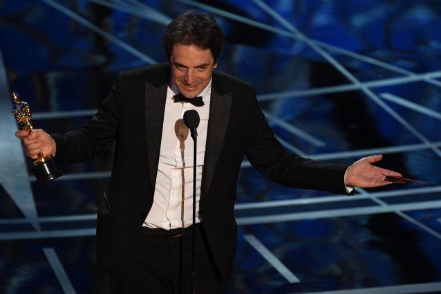 """Oscar ad """"Arrival"""" per il miglior montaggio sonoro"""