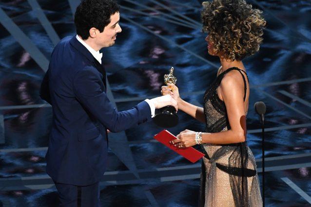 Damien Chazelle premio Oscar per la migliore regia con La La Land