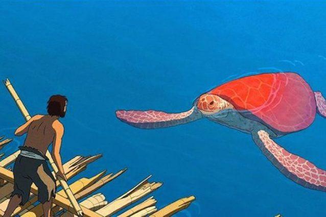 """""""La Tartaruga Rossa"""": il film d'animazione candidato agli Oscar 2017"""