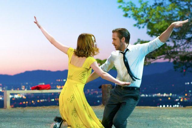 A La La Land Oscar per la miglior fotografia