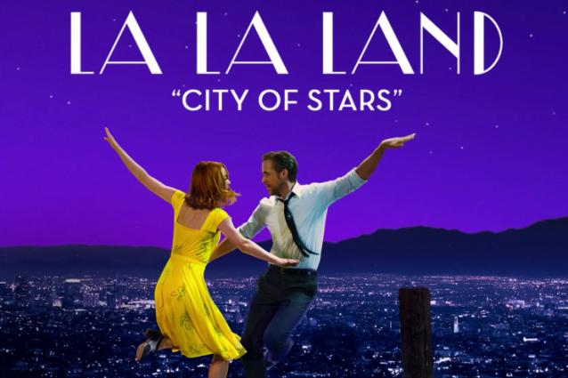 """""""City of Stars"""" da La La Land premio Oscar come miglior canzone"""
