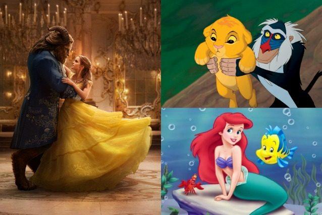 Da 'La bella e la bestia' a 'La Sirenetta': guida ai remake Disney che vedremo al cinema