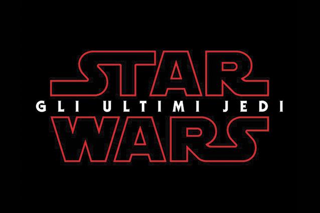 """""""Star Wars VIII - Gli ultimi jedi"""", ufficializzato il titolo italiano del nuovo capitolo"""