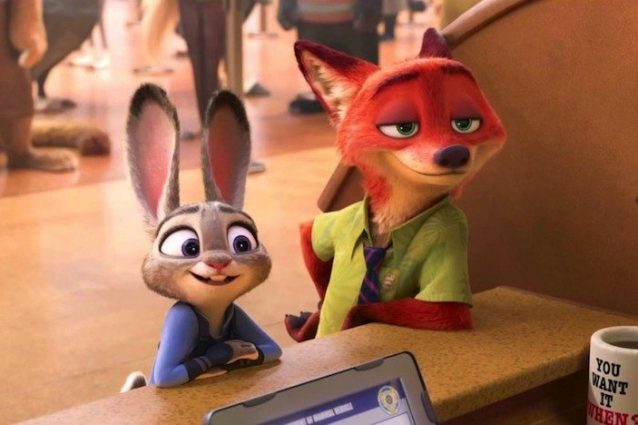 """Oscar 2017 a """"Zootropolis"""" come Miglior film d'animazione"""