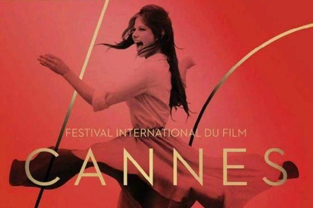 Claudia Cardinale protagonista sul manifesto del Festival di Cannes 2017