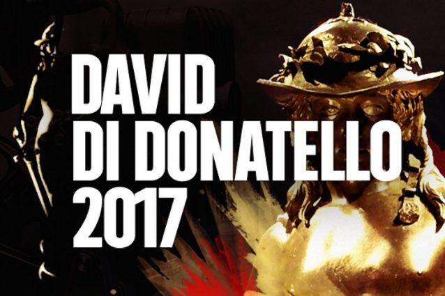 I vincitori dei David di Donatello 2017