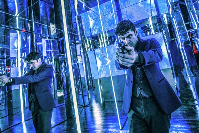 "Scamarcio e Gerini in ""John Wick 2"" con Keanu Reeves, stelle italiane scelte da Hollywood"