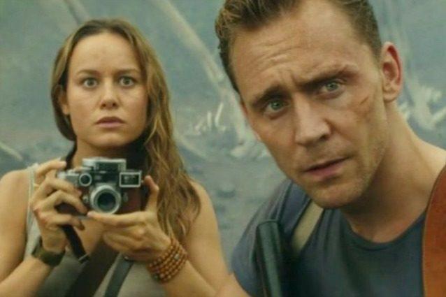 'Kong' primo al box office nel weekend di incassi al botteghino più povero dell'anno