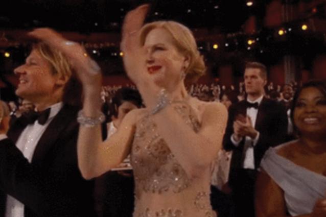 """Nicole Kidman ha le mani da aliena, lei: """"Non volevo rovinare l'anello che non era mio"""""""