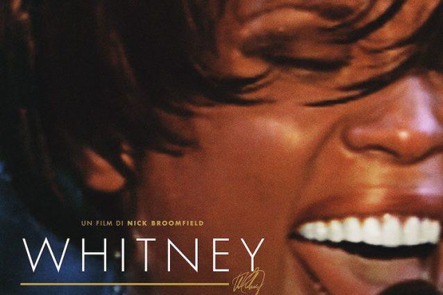 """""""Whitney"""", il docufilm sull'indimenticabile diva al cinema per 5 giorni"""