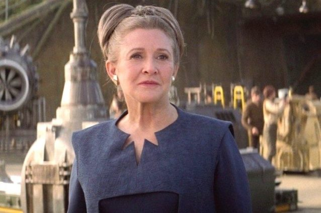 "Star Wars: Episodio IX, Todd Fisher conferma: ""Carrie sarà nel film e senza CGI"""