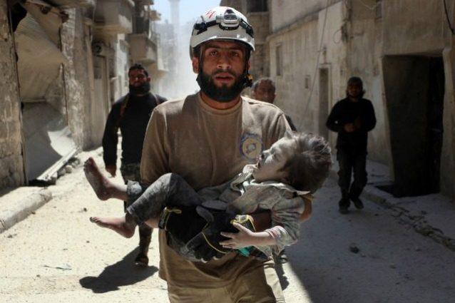 Un film per non dimenticare l'attacco coi gas in Siria già da domani