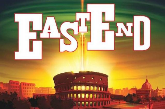 """""""East End"""", il film d'animazione censurato di Skanf & Puccio"""