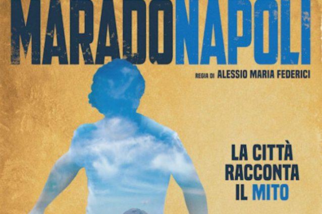 """""""Maradonapoli"""", il docufilm sulla storia d'amore tra Napoli e Diego Armando Maradona"""