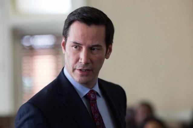 """""""Una doppia verità"""", il nuovo thriller con Keanu Reeves"""