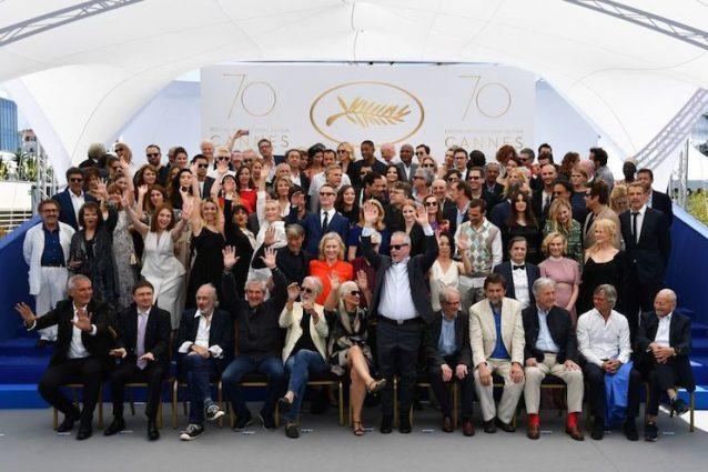 Cannes 2017: più di 100 star in foto per il 70° anniversario del Festival