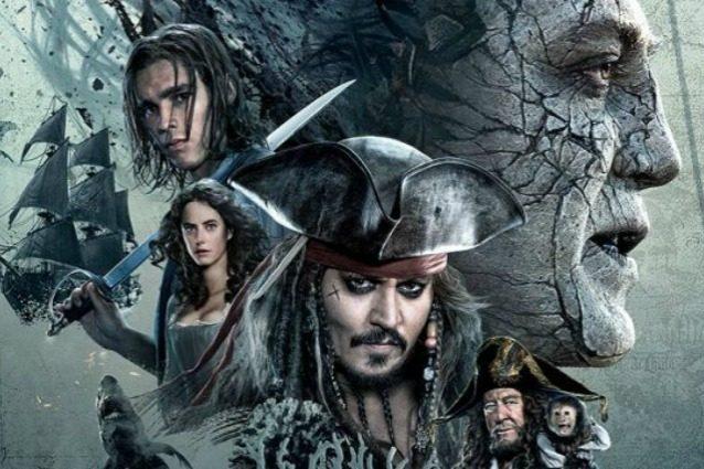 Pirati Dei Caraibi: La Vendetta di Salazar incassa 5 milioni