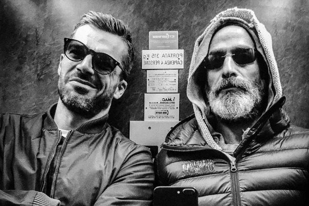 """Raz Degan, dall'Isola al cinema con 'The last Shaman': """"Il mio amico Luca Argentero è il produttore"""""""