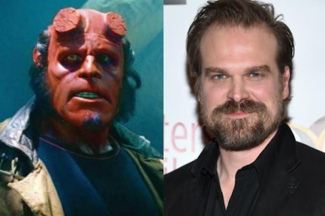 """""""Hellboy"""": David Harbour sarà il diavolo rosso nel reboot vietato ai minori"""