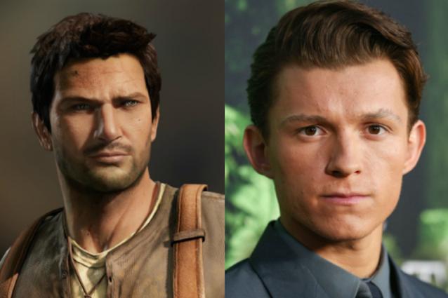 """""""Uncharted"""": Tom Holland sarà Nathan Drake nel film basato sul videogioco"""