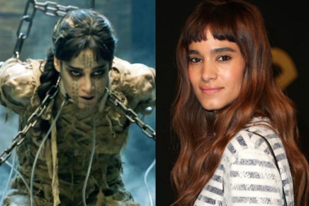 """Sofia Boutella: ecco chi è """"La Mummia"""" dell'atteso reboot con Tom Cruise"""