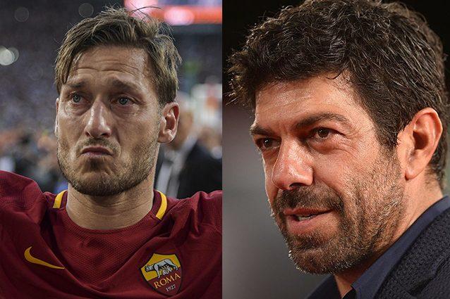 """""""Nun c'ho mai avuto un regno, ma io c'avevo un Re"""", la poesia di Pierfrancesco Favino per Totti"""