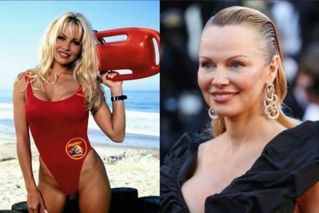 """Pamela Anderson: la sexy e inimitabile bagnina di """"Baywatch"""" compie 50 anni"""