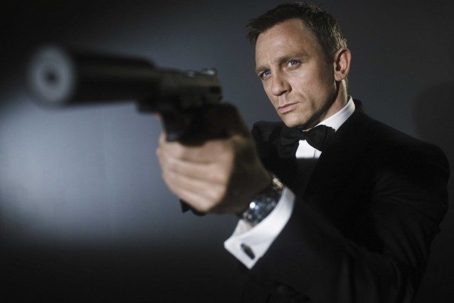 Sono Craig, Daniel Craig! Ancora una volta l'attore sarà l'Agente 007