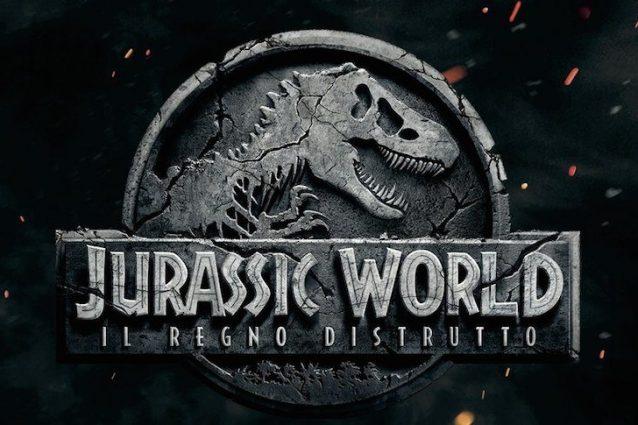 """""""Jurassic World: Il Regno Distrutto"""", ecco il titolo italiano dell'atteso sequel"""