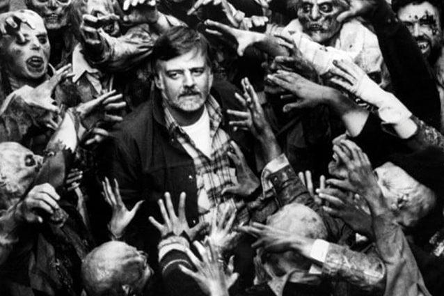 """Addio a George A. Romero, il padre degli zombie"""""""