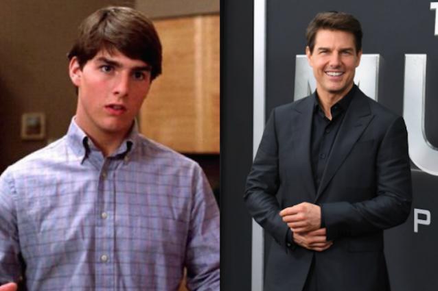 """I 55 anni di Tom Cruise: da """"Risky Business"""" all'atteso sequel """"Top Gun: Maverick"""""""