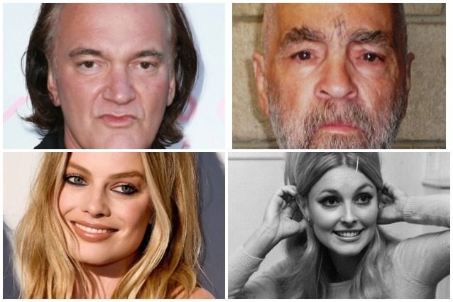 Quentin Tarantino porterà sul grande schermo i delitti di Charles Manson