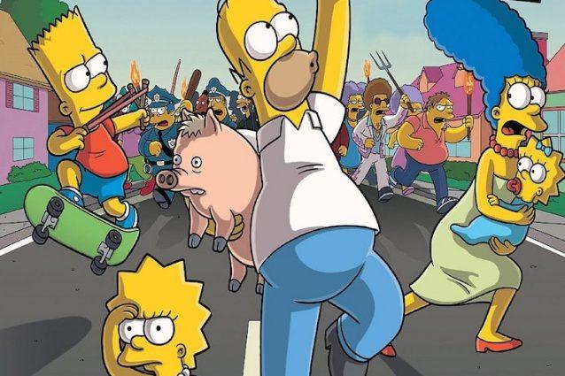 """""""I Simpson – Il Film: la pazza famiglia di Springfield sbarcava al cinema 10 anni fa"""