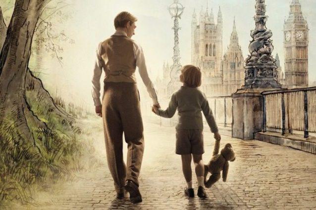 """""""Addio Christopher Robin"""": ecco il film sul creatore di Winnie The Pooh"""