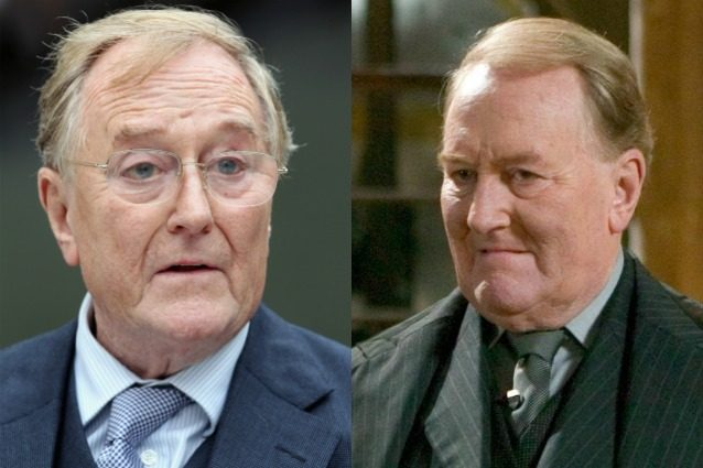 Morto Robert Hardy, il Cornelius Caramell di Harry Potter