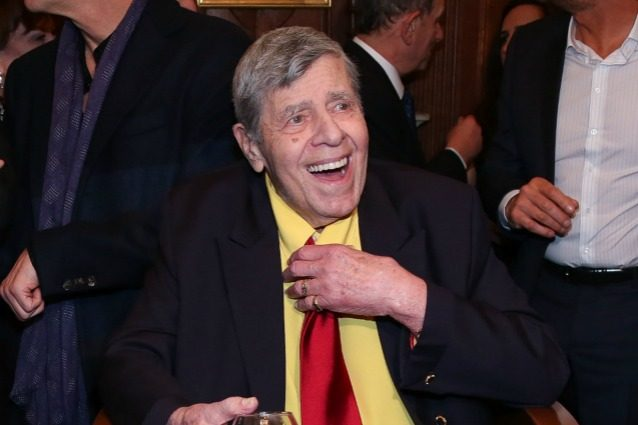 Addio a Jerry Lewis,