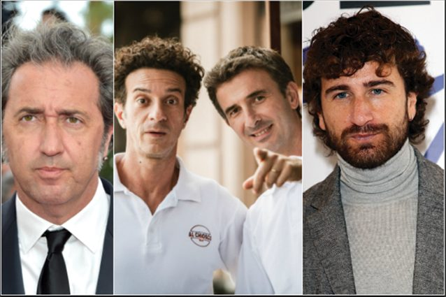 "Ficarra e Picone, Sorrentino e Siani: ecco la ""Power List"" del cinema italiano"