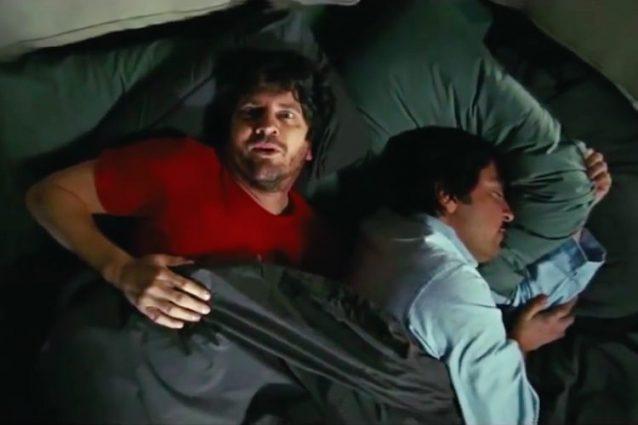 """Curiosità """"Soap Opera"""": Ricky Memphis scioccato dal bacio con Fabio De Luigi"""
