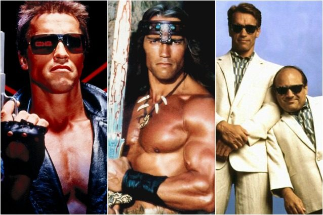 """Arnold Schwarzenegger: """"Girerò Terminator 6, un nuovo Conan e il seguito de I Gemelli"""""""