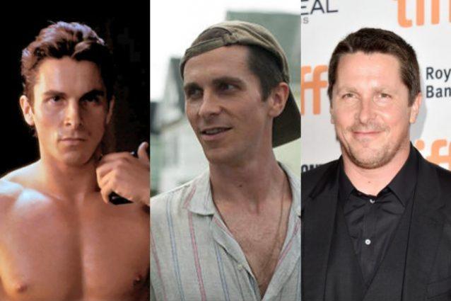 """Christian Bale e l'ennesima metamorfosi per un film: """"Ho solo mangiato un sacco di torte"""""""
