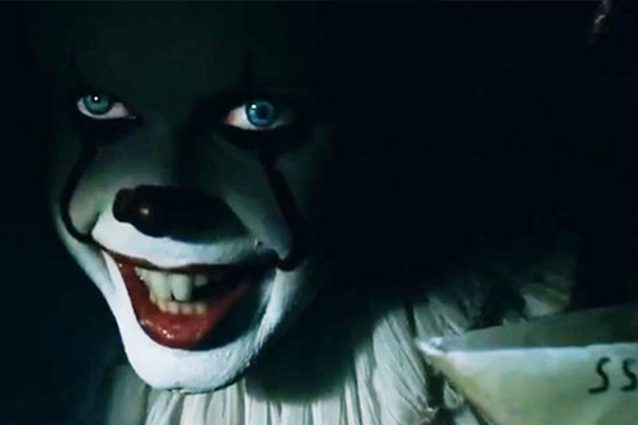 IT: Bill Skarsgård parla di una scena eliminata