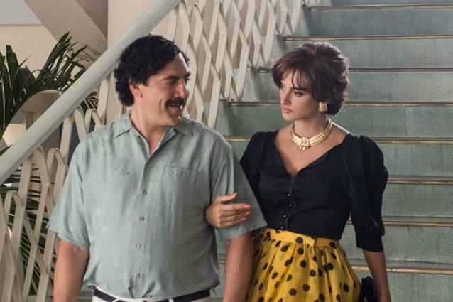 "Penelope Cruz su Loving Pablo: ""Recitare con mio marito Javier Bardem mi ha dato la nausea"""