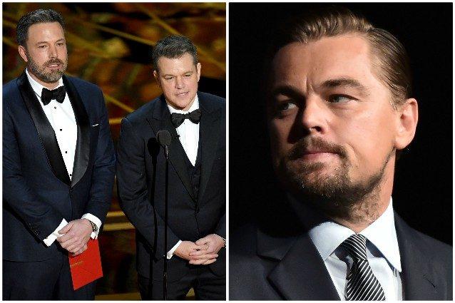 Molestie Weinstein, Hollywood a metà: bufera su Affleck e Damon, DiCaprio dalla parte delle donne