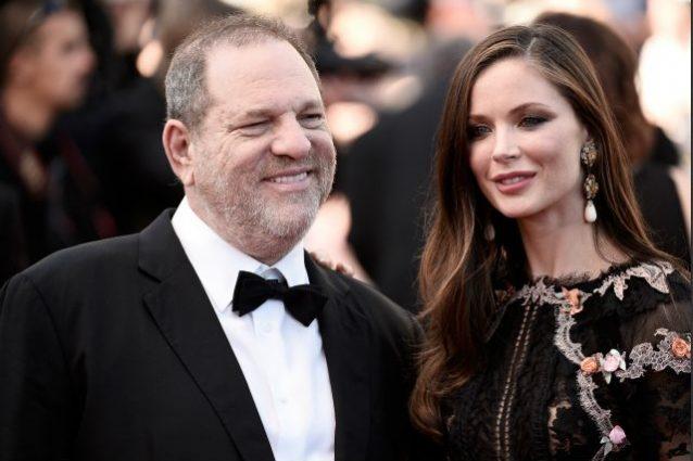 """Scandalo sessuale Weinstein, anche la moglie Georgina Chapman lo lascia: """"Ho il cuore a pezzi"""""""