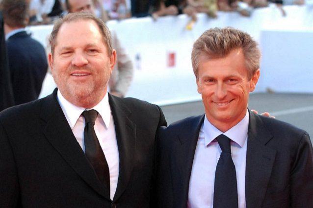 Harvey Weinstein licenziato dalla Weinstein Company per molestie sessuali