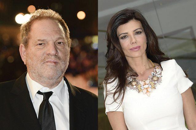 """Giovanna Rei: """"Io, molestata da Weinstein, ma sono riuscita a fuggire"""""""